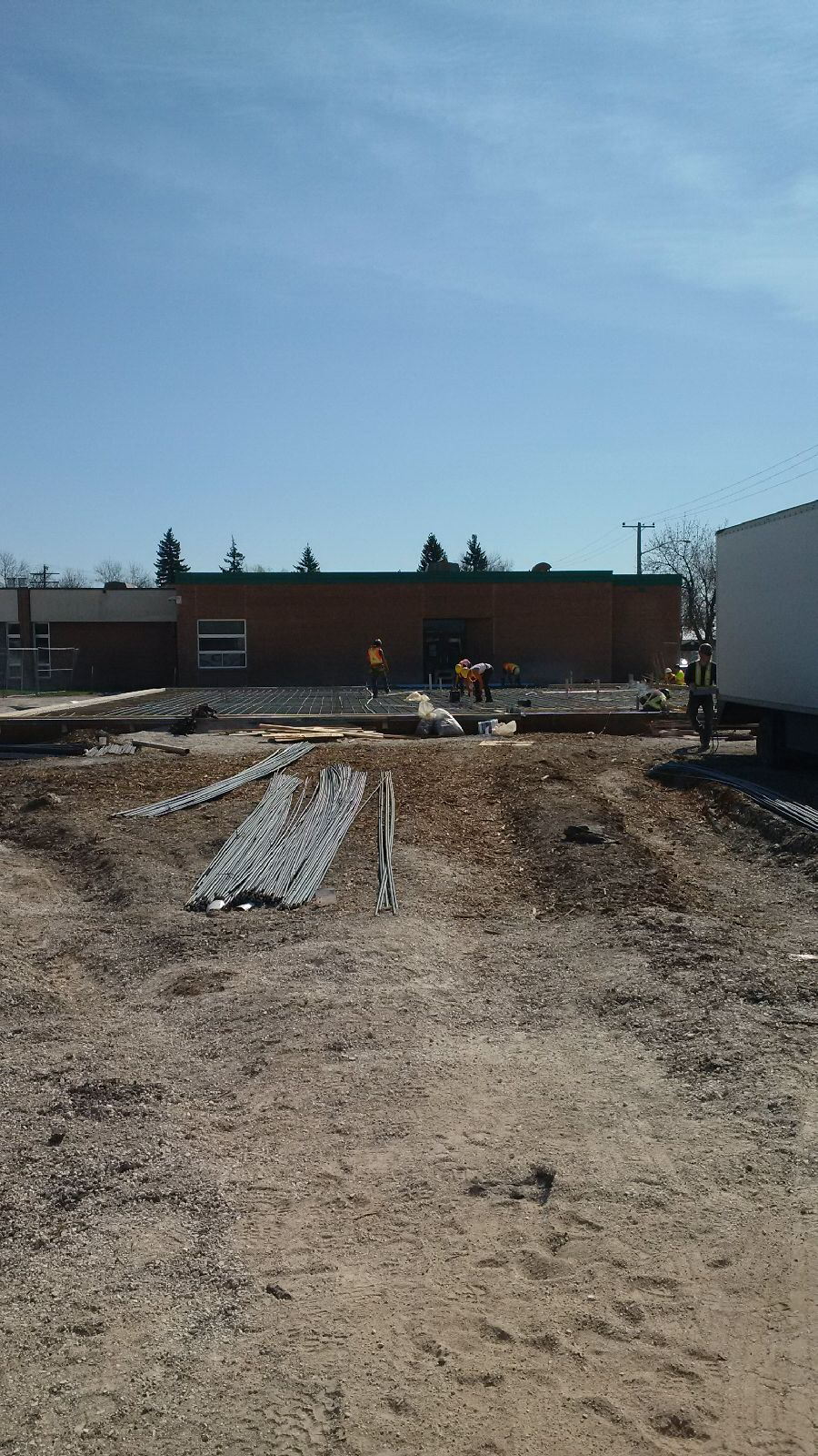 Niverville Elem School Addition