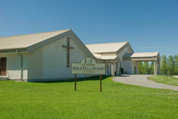 St Pierre Fellowship Church - Completed - Our Projects - Von Ast Construction (2003) Inc. - General Contractor - Design Build