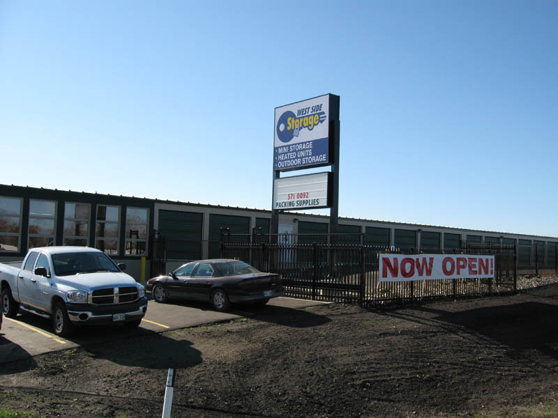 Westside Storage - Completed - Our Projects - Von Ast Construction (2003) Inc. - General Contractor - Design Build